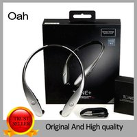 Wholesale HBS900 LEISURE Wireless Bluetooth headset Neckband Style With MIC Bass Headphones Earphone with stereo HiFI NFC MP3 FM