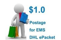 Wholesale Postage for DHL EMS China post epacket or else shipingflagship store postage to make up the difference dedicated