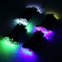 Wholesale Brand LED Outdoor Color Solar Lamp LED String Lights Fairy Holiday Christmas Party Garlands Solar Garden Waterproof Lights