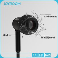 aerospace alloys - JOYROOM Waterproof In Ear Headset MM Dynamic Stereo Headphone Aerospace Aluminum Alloy Earphone For Iphone Samsung
