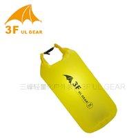 baseball gear bags - 3F UL GEAR Lightweight Dry Seack New Portable Waterproof Bag Diving Storage Dry Bag Canoe Kayak Rafting Sports Outdoor Bags