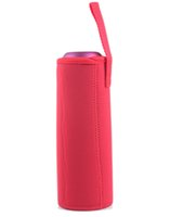 Wholesale Fashion Red Vacuum Cup Bottle Case Protective Cover