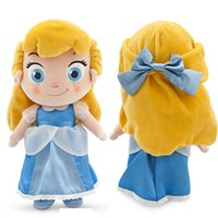 Wholesale Toys Gifts Dolls Accessories Dolls Classic Disneyland Princess Cinderella Dolls Holiday birthday Girl Gifts Toys Doll Joint Moveable