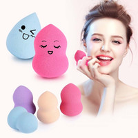 Wholesale 1 Face Make Up Sponge Cosmetic Puff Pro Fundation Miracle Makeup Sponge Blender Flawless Powder Puff Smooth Mini Beauty Egg b