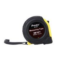 Wholesale Pro sKit DK M ft Measuring Tape Magnetic Measure Tape Rule Shatterproof Wear Resistance