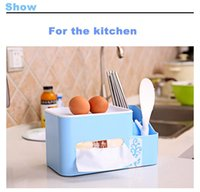 Wholesale The new creative removable tissue box European style with shrapnel can lift office drawing room kitchen multifunctional tissue holder