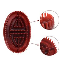 Wholesale Five Elements Meridians Massage Brush silicone oil meridian massage brush Security Slimming Stovepipe Body Brown Capricorne Brushes