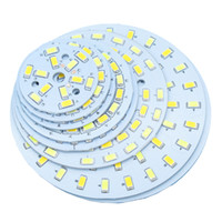 Wholesale Double Color Temperature SMD5730 LED PCB W W W W W W W W White Warm White Light Source for Led Bulb