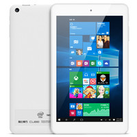 """2GB Yes Yes 8"""" 1280x800 Cube work8 Plus Tablet PC Win10 & Android 5.1 In tel Atom X5 Z8300 Quad Core 2GB 32GB 2MP HDMI OTG"""