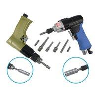 adapter tool bit - Chrome Vanadium Steel Socket Adapter Set Hex Shank to quot quot quot Extension Drill Bits Bar Hex Bit Set Power Tools