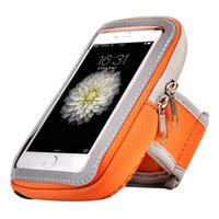 bags for running gear - Multifunctional mobile phones arm package movement arm bag set of men s and women s running gear arm wrist bag