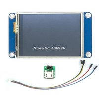 Wholesale Nextion quot TFT x resistive touch screen UART HMI Smart raspberry pi LCD Module Display for Arduino TFT English