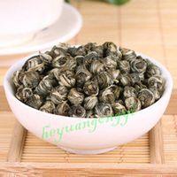 Wholesale New gift g Organic Premium King grade Jasmine Dragon Pearl Chinese GREEN TEA