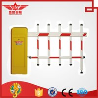 automatic boom barriers - automatic boom barrier gate for intelligent parking management T1506