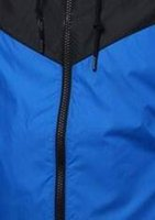 al por mayor spring coat-¡Caliente! Hombres Primavera / Otoño abrigo de chaqueta fina, los hombres y las mujeres deportes windbreaker chaqueta de la explosión Negro modelos Windrunner chaqueta de la pareja