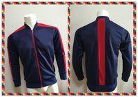 arsenal jacket - Jacket Dark Blue Arsenal out tracksuit coat N98 Football Shirt Training Suit soccer Jerseys Jacket