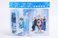 Wholesale New Arrival Princess Frozen Queen Anna Elsa Paper Puzzle Game Jigsaw Educational Baby Toys