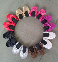 airport shoes - Hot sell Cheap lady flat roll up shoes for vendding machine for airport night club