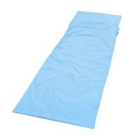 Wholesale Ultralight Outdoor Sleeping Bag Liner Polyester Pongee Portable Single Sleeping Bags Camping Travel Sleep Bag New