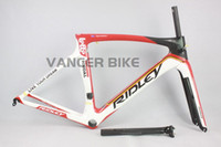 Wholesale R1 white cuadro bicicleta carbon carretera telai bici carbonio carbon road frame carbon frame bicycle carbon