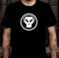 bass t shirts - New METALHEADZ Drum and Bass Logo T Shirt