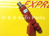 Wholesale 4pcs High Quality Fuel Injectors For Toyota