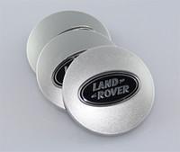 Wholesale Best Quality Auto Wheel HUB Cap emblem Car Wheel Center Caps MM Discovery Freelander Evoque
