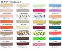 Wholesale Hot baby elastic headband hair bows accessories girls toddler colorful ribbon chic hair bands flower DIY wedding ribbon shoe lace hair tie