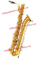 Wholesale China Music World High grade Eb Tonality Baritone Saxophone CMWBS