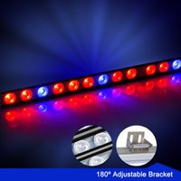 Wholesale 5pc w Waterproof Led Grow Light Bar LED Plant Strip Lamp Red Blue Lighting for plant growth veg flower CN CA USA DE stock