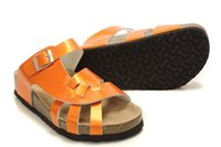 big med - Big Female Slippers Size Summer Style Striped Birkenstock Comfortable Sandals Free Delivery Within Epacket Only