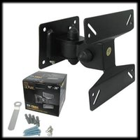 Wholesale by DHL or EMS pieces TV Wall Mount Swivel TV Bracket