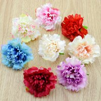 artificial pink carnations - 100pcs Approx cm Artificial carnation Flower Head Handmade Home Decoration DIY Event Party Supplies Wreaths