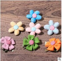 asian flower art - Han edition lovely and sweet little pure and fresh and pure flowers cartoon art brooch female students of garment accessories