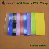 battery brain - 18650 mm battery casing glossy wrap skin heat shrink tubing battery for high brain batteries sony vtc4 vtc5 vtc6 samsung r lg hg2 he4