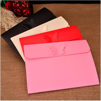 bags handkerchief - 24cm cm cm Butterfly Envelope Bag Box beautiful Current Scarves small scarve handkerchiefs silk cloth Packing bags