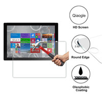 Wholesale Qiaogle Anti explosion Tempered Glass Screen Protector Ultra Hard For Microsoft Surface Pro3 Zoll Premium Screen Protector