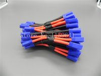 Wholesale EC5 Parallel charger cable Lipo Battery Connect Cable for RC Power Supply sets DZ0114