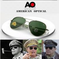 ao sunglasses - 2016 Army Military AO Brand aviator sunglasses Masculino Men Sun Glasses Oculos lentes De Sol hombre Gafas Lunette de soleil
