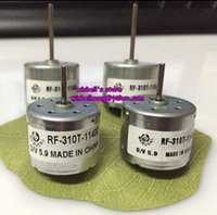 Wholesale 5PCS Mabuchi D V5 motor RF T V Micro DC motor new in stock
