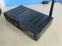 Wholesale 2016 least Combo TV BOX DVB S2 DVB T2 DVB C HD Android k h Satelie reciver smart box Hi3796 Flash G