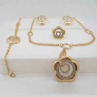 africa products - 2016 New Product k Gold Plated Jewelry Sets In Africa Is Very Saleing Or Women Love Necklace Jewelry Set