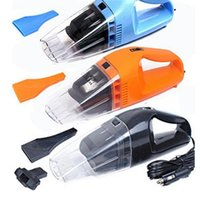 Wholesale 100W Car Vacuum Cleaner Car Vacuum Cleaner Car Super Suction Power Wet And Dry Variety Of Colors