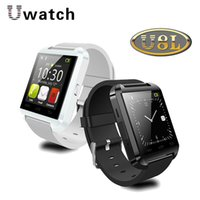 accessories wrist watches - Bluetooth Smartwatch U8 smart watch mobile phones accessories support sleep monitor pedometer sport running wearable device DHL Free Shiping