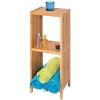 Wholesale 3 Tier Bamboo Storage Shelf Bathroom Organizing Rack Home Decor Living Room