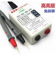 Wholesale high brightness version LED light strip tester LED backlight detector non dismantling screen V output