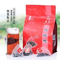Wholesale wuyi yan tea dahongpao individual package g netweight A grade