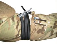 Wholesale 2PC Rapid Application Tourniquet Rescue System Tactical Combat Emergency Outdoor Black
