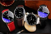 belt buckle buffalo - Fashion Stainless Steel Quartz Watch Han Edition Of Buffalo Grain Belt Men s Watch Waterproof Sports Lovers Table