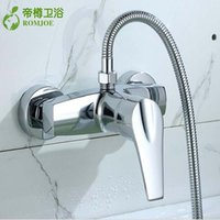 bathtubs and showers - Shower Head New Contemporary And Contracted Cold And Hot Shower Paperback Bathtub Mix Faucet